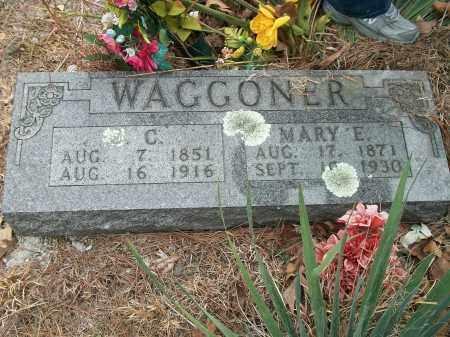 WAGGONER, J. C. - Marion County, Arkansas | J. C. WAGGONER - Arkansas Gravestone Photos
