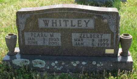 WHITLEY, ZELBERT - Marion County, Arkansas | ZELBERT WHITLEY - Arkansas Gravestone Photos