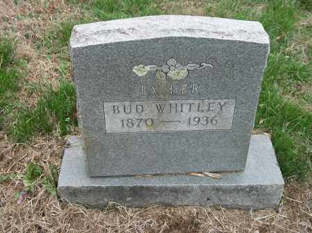 """WHITLEY, WILLIAM M. """"BUD"""" - Marion County, Arkansas 