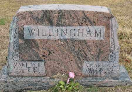 WILLINGHAM, CHARLES A. - Marion County, Arkansas | CHARLES A. WILLINGHAM - Arkansas Gravestone Photos
