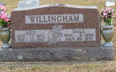 WILINGHAM, LOU - Marion County, Arkansas | LOU WILINGHAM - Arkansas Gravestone Photos