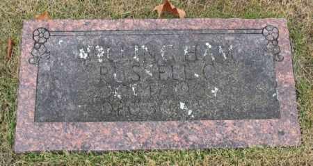WILLINGHAM, RUSSELL G. - Marion County, Arkansas   RUSSELL G. WILLINGHAM - Arkansas Gravestone Photos