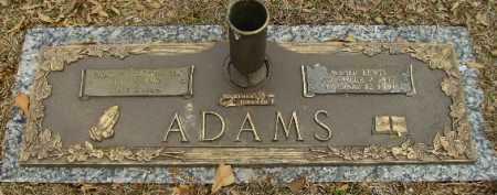 ADAMS, RUTH MAY - Miller County, Arkansas | RUTH MAY ADAMS - Arkansas Gravestone Photos