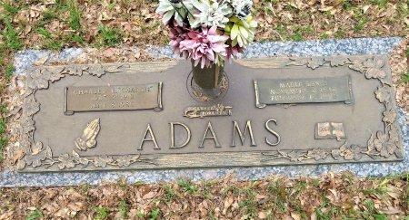 ADAMS, MABLE - Miller County, Arkansas | MABLE ADAMS - Arkansas Gravestone Photos