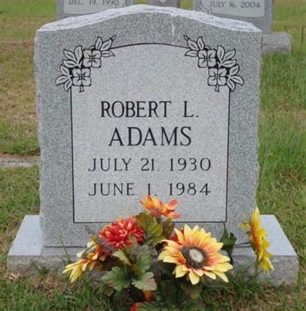 ADAMS, ROBERT L - Miller County, Arkansas | ROBERT L ADAMS - Arkansas Gravestone Photos