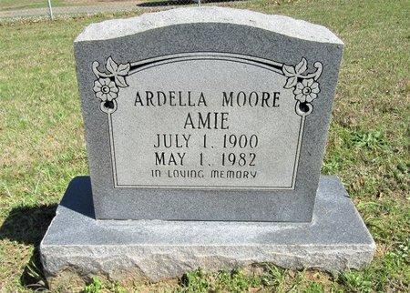 MOORE AMIE, ARDELLA - Miller County, Arkansas | ARDELLA MOORE AMIE - Arkansas Gravestone Photos