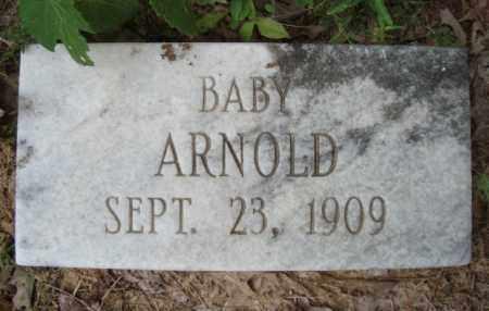 ARNOLD, BABY - Miller County, Arkansas | BABY ARNOLD - Arkansas Gravestone Photos