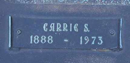 ARNOLD, CARRIE (CLOSE UP) - Miller County, Arkansas | CARRIE (CLOSE UP) ARNOLD - Arkansas Gravestone Photos