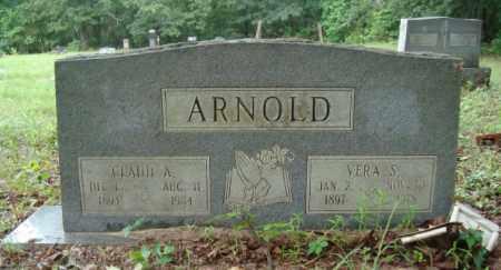 ARNOLD, CLAUD A. - Miller County, Arkansas | CLAUD A. ARNOLD - Arkansas Gravestone Photos