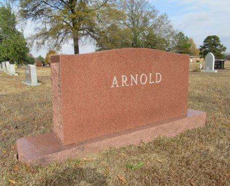 ARNOLD, FAMILY MARKER - Miller County, Arkansas | FAMILY MARKER ARNOLD - Arkansas Gravestone Photos