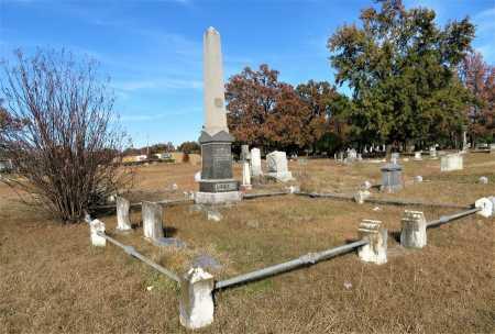ARNOLD, FAMILY PLOT - Miller County, Arkansas | FAMILY PLOT ARNOLD - Arkansas Gravestone Photos