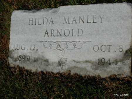ARNOLD, HILDA - Miller County, Arkansas   HILDA ARNOLD - Arkansas Gravestone Photos