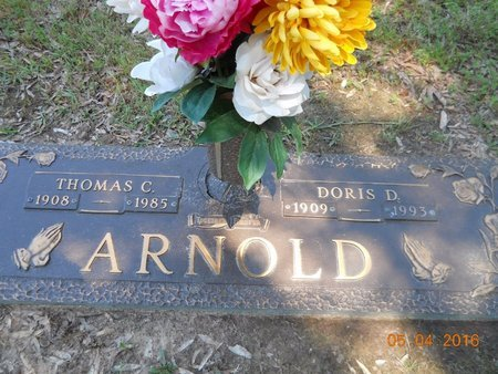 ARNOLD, THOMAS C - Miller County, Arkansas | THOMAS C ARNOLD - Arkansas Gravestone Photos