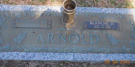 ARNOLD, BLANCHE - Miller County, Arkansas | BLANCHE ARNOLD - Arkansas Gravestone Photos