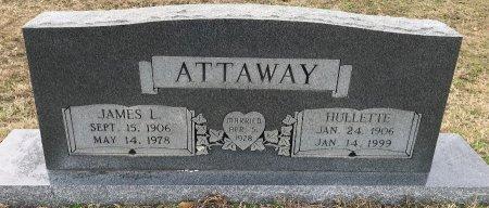 ATTAWAY, JAMES L - Miller County, Arkansas   JAMES L ATTAWAY - Arkansas Gravestone Photos