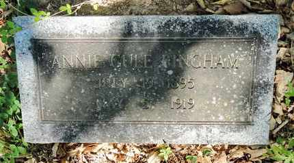 BINGHAM, ANNIE - Miller County, Arkansas | ANNIE BINGHAM - Arkansas Gravestone Photos