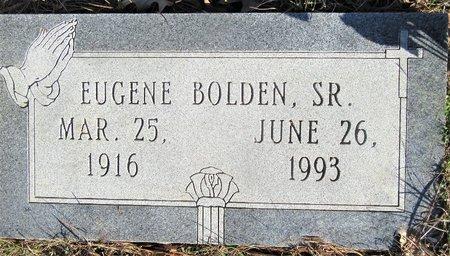 BOLDEN, SR, EUGENE - Miller County, Arkansas | EUGENE BOLDEN, SR - Arkansas Gravestone Photos