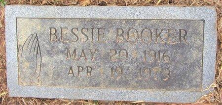 BOOKER, BESSIE - Miller County, Arkansas | BESSIE BOOKER - Arkansas Gravestone Photos