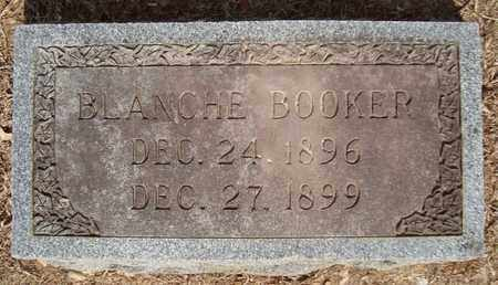 BOOKER, BLANCHE - Miller County, Arkansas | BLANCHE BOOKER - Arkansas Gravestone Photos