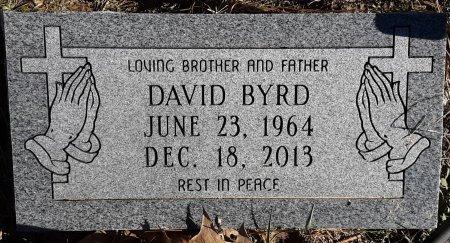 BYRD, DAVID  - Miller County, Arkansas | DAVID  BYRD - Arkansas Gravestone Photos