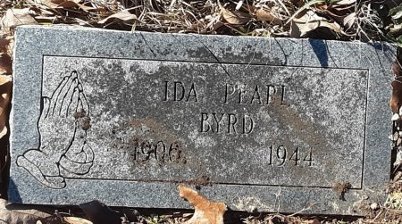 BYRD, IDA PEARL - Miller County, Arkansas | IDA PEARL BYRD - Arkansas Gravestone Photos