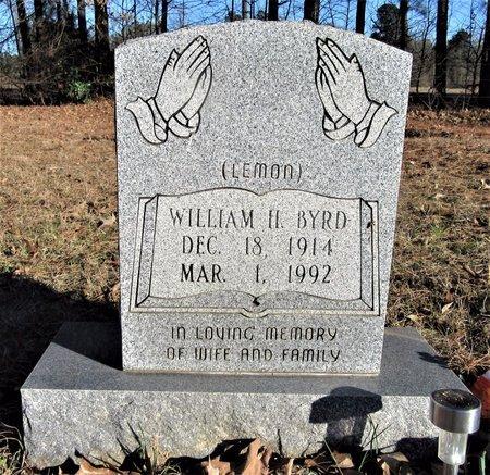 BYRD, WILLIAM H - Miller County, Arkansas | WILLIAM H BYRD - Arkansas Gravestone Photos