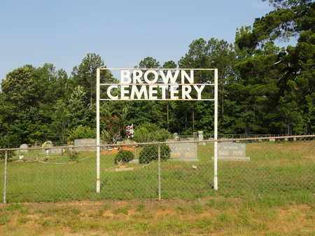 *CEMETERY SIGN AND OVERVIEW,  - Miller County, Arkansas |  *CEMETERY SIGN AND OVERVIEW - Arkansas Gravestone Photos