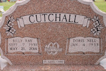 CUTCHALL, BILLY RAY - Miller County, Arkansas   BILLY RAY CUTCHALL - Arkansas Gravestone Photos