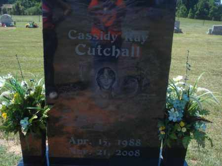 CUTCHALL, CASSIDY RAY - Miller County, Arkansas | CASSIDY RAY CUTCHALL - Arkansas Gravestone Photos