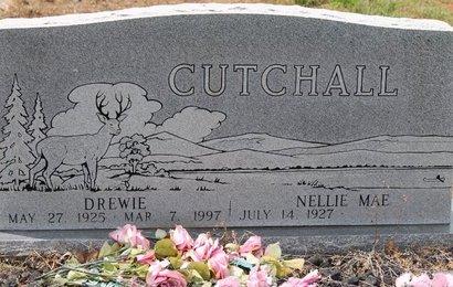 CUTCHALL, DREWIE - Miller County, Arkansas | DREWIE CUTCHALL - Arkansas Gravestone Photos