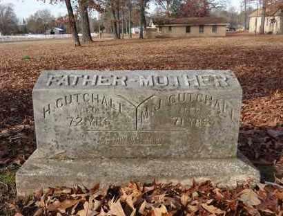 CUTCHALL, H - Miller County, Arkansas | H CUTCHALL - Arkansas Gravestone Photos