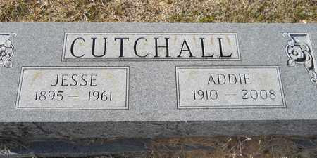 CUTCHALL, ADDIE - Miller County, Arkansas | ADDIE CUTCHALL - Arkansas Gravestone Photos