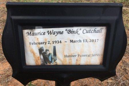 CUTCHALL, MAURICE WAYNE (FHM) - Miller County, Arkansas | MAURICE WAYNE (FHM) CUTCHALL - Arkansas Gravestone Photos