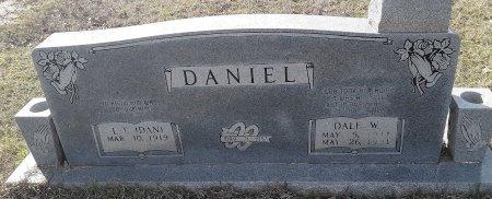 DANIEL, DALE W - Miller County, Arkansas | DALE W DANIEL - Arkansas Gravestone Photos