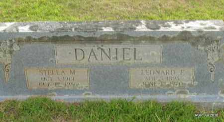 DANIEL, STELLA M - Miller County, Arkansas | STELLA M DANIEL - Arkansas Gravestone Photos