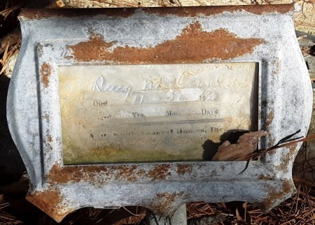 DANIEL, RORY  - Miller County, Arkansas | RORY  DANIEL - Arkansas Gravestone Photos