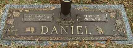 DANIEL, OMMA - Miller County, Arkansas | OMMA DANIEL - Arkansas Gravestone Photos