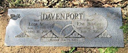 BRADLEY DAVENPORT, ELVIE - Miller County, Arkansas | ELVIE BRADLEY DAVENPORT - Arkansas Gravestone Photos