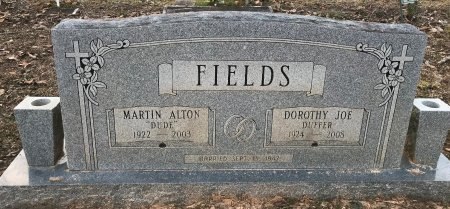 FIELDS, DOROTHY JOE - Miller County, Arkansas | DOROTHY JOE FIELDS - Arkansas Gravestone Photos