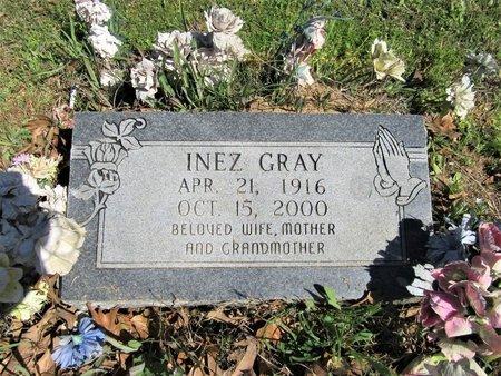 BRADLEY, INEZ - Miller County, Arkansas | INEZ BRADLEY - Arkansas Gravestone Photos