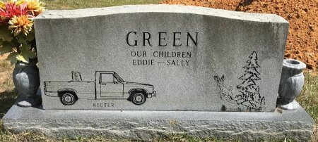 GREEN, BLACKIE (BACKVIEW) - Miller County, Arkansas | BLACKIE (BACKVIEW) GREEN - Arkansas Gravestone Photos