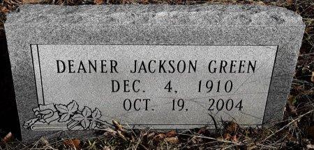 GREEN, DEANER - Miller County, Arkansas   DEANER GREEN - Arkansas Gravestone Photos