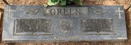 GREEN, ESTEL M - Miller County, Arkansas | ESTEL M GREEN - Arkansas Gravestone Photos