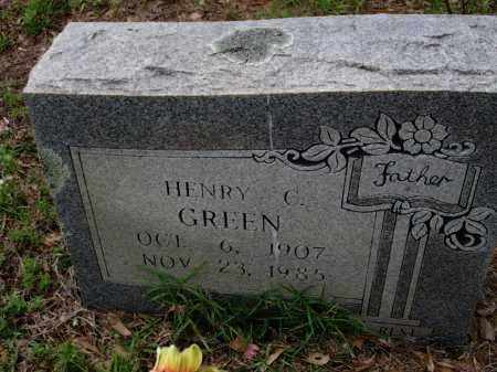 GREEN, HENRY G - Miller County, Arkansas | HENRY G GREEN - Arkansas Gravestone Photos