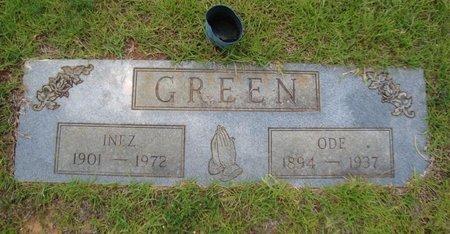 GREEN, ODE - Miller County, Arkansas | ODE GREEN - Arkansas Gravestone Photos