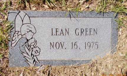GREEN, LEAN - Miller County, Arkansas | LEAN GREEN - Arkansas Gravestone Photos