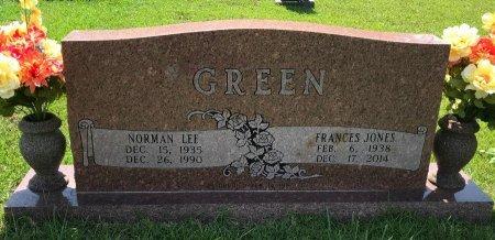 GREEN, FRANCES  - Miller County, Arkansas | FRANCES  GREEN - Arkansas Gravestone Photos