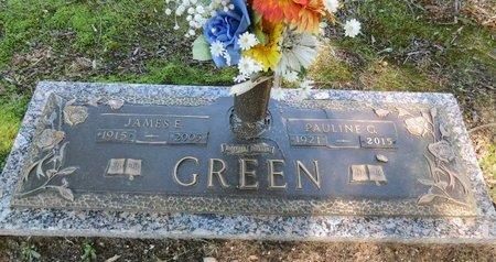 GREEN, PAULINE G. - Miller County, Arkansas | PAULINE G. GREEN - Arkansas Gravestone Photos