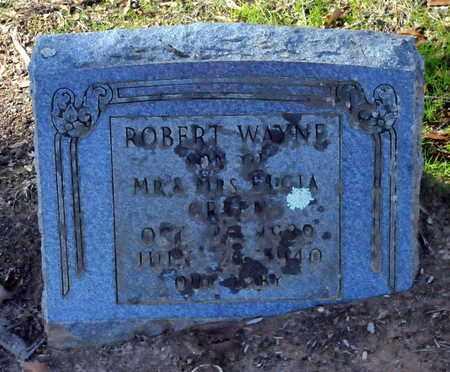 GREEN, ROBERT WAYNE - Miller County, Arkansas | ROBERT WAYNE GREEN - Arkansas Gravestone Photos