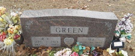 GREEN, SUE - Miller County, Arkansas | SUE GREEN - Arkansas Gravestone Photos